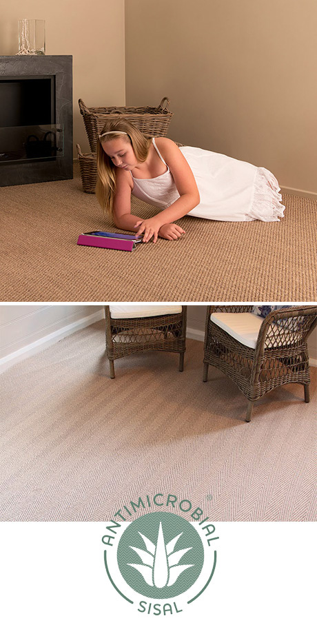 Anti Microbial Sisal