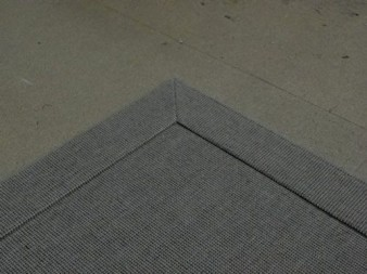European Vogue Taupe Woven Wool