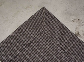 European Artisan Black Tan Wool