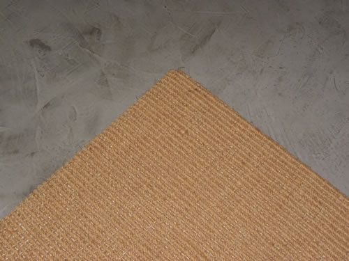 Ribbed Natural Coir Sisal Mix