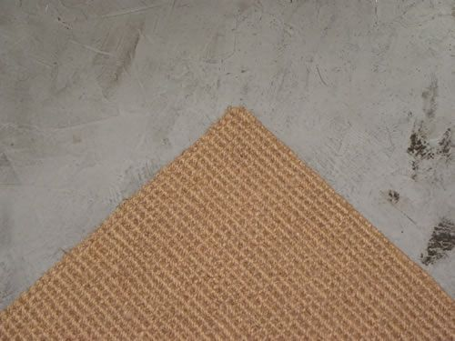 Ribbed Natural Coir