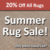 20% - 50% Off Retail Rug Prices
