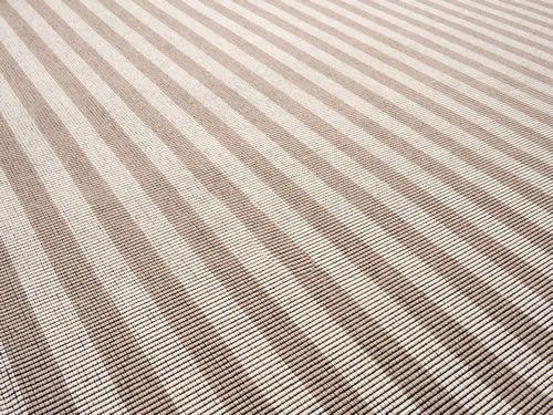 Vogue Maddison Stripe Woven Wool (Large Image)