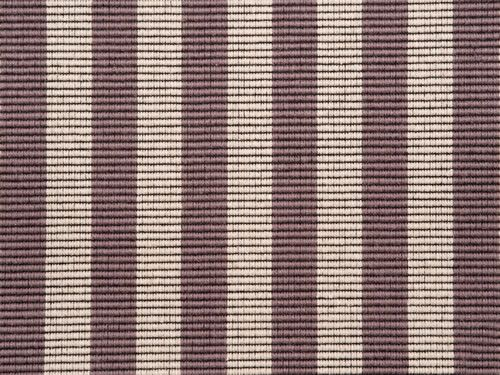 Vogue New York Stripe Woven Wool