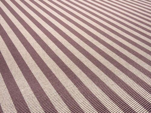 Vogue New York Stripe Woven Wool (Large Image)