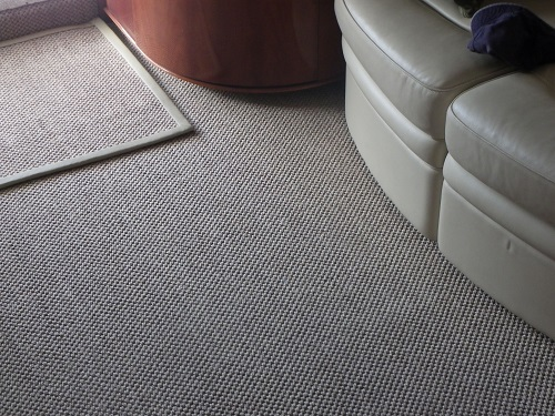 Tuscan Intrigue Sisal - Custom Fit Into A 52FT Yacht