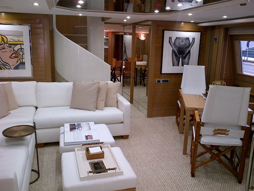 European SamarraSisal - Custom Fit Into A Yacht