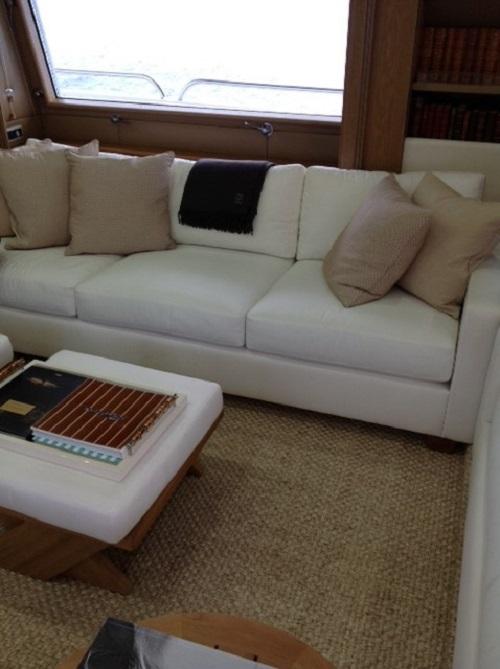 European SamarraSisal - Custom Fit Into A Yacht